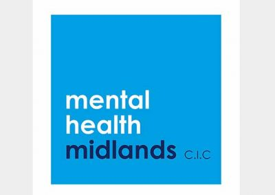 Mental Health Midlands CIC Logo Design