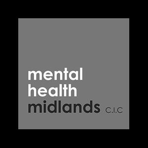 Mental Health Midlands CIC web design and logo design