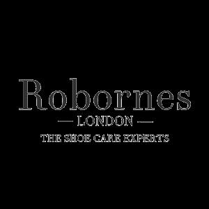 Robornes London Shoe Care Experts Logo