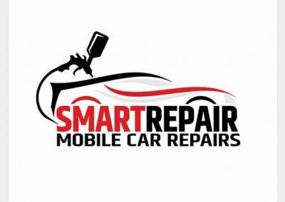 Smart Repair Mobile Car Repairs Logo