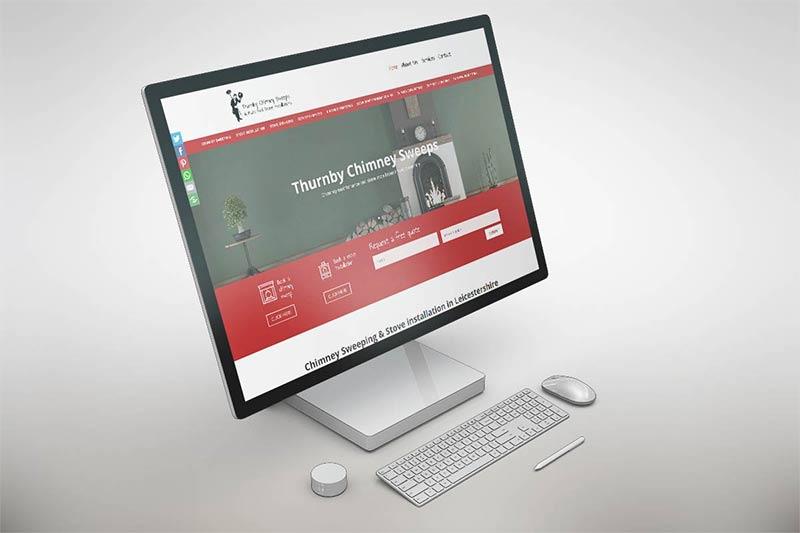 Thurnby Chimney Sweeps desktop