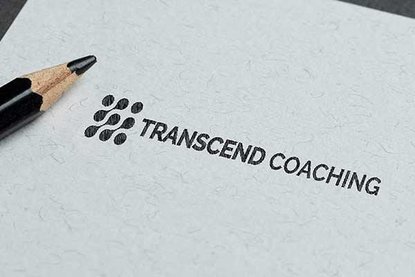 Transcend Coaching Logo Design 2