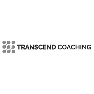 Transcend Coaching web design and logo design