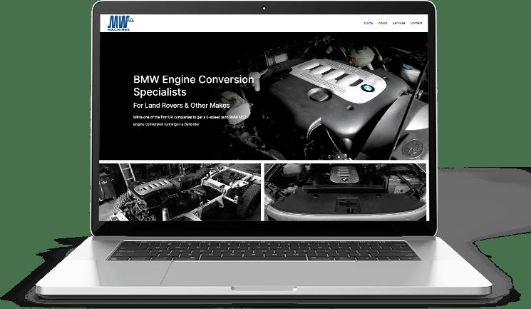 MW Machines screenshot