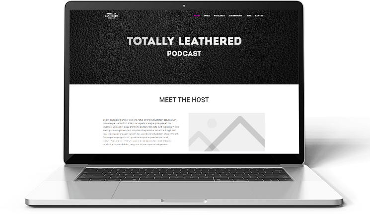 Totally Leathered website